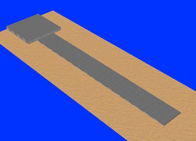 カンチレバーの形状